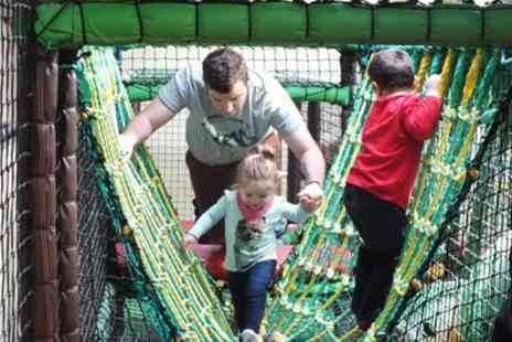 Jungle Chums - Jungle Budget Party Package for Up to 15 Children - Save 54%
