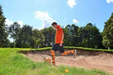 Magnolia Park Golf and Country Club - 18 Holes of Footgolf for Up to Four - Save 60%