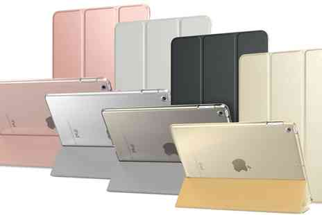 Groupon Goods Global GmbH - Titan Case for iPad 9.7 inch - Save 0%