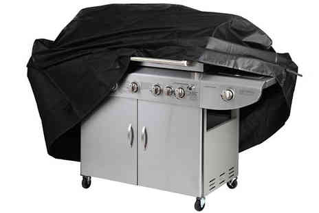Best mall ever - Large Weatherproof Barbecue Cover - Save 74%