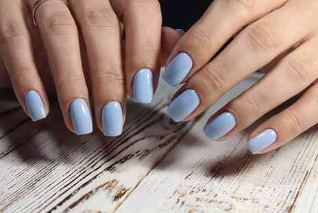 Seven Dials Hair - Gel manicure or pedicure - Save 70%