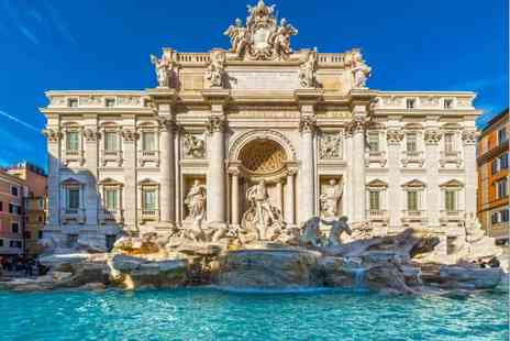 Weekender Breaks - Two nights central Rome mini break with airport transfers and return flights - Save 32%