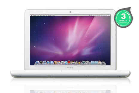 Megamax Marketing - 13 inch 250GB Apple MacBook with 4GB RAM - Save 68%