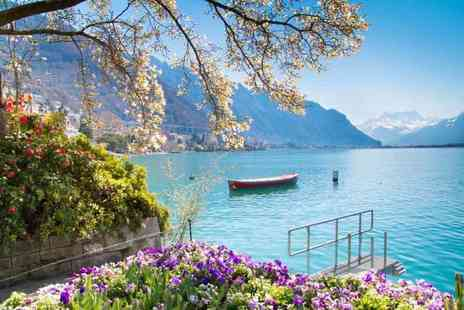 Weekender Breaks - Three nights Stay Italy and Switzerland break including scenic Bernina express train and flights - Save 21%
