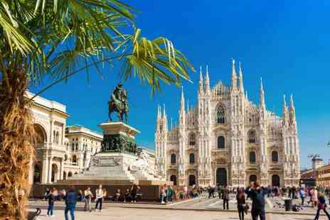 Weekender Breaks - Two nights Stay Milan getaway with breakfast and return flights - Save 37%