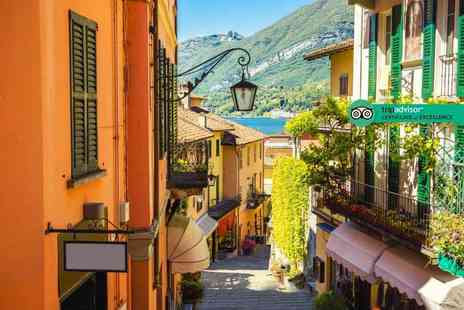 Bargain Late Holidays - Two nights Stay Lake Como getaway with return flights - Save 27%