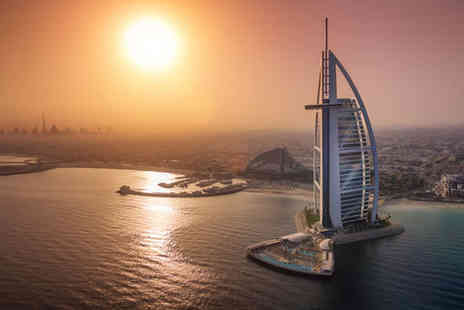 Burj Al Arab - Five Star Iconic Emirati Luxury and Hedonism - Save 0%