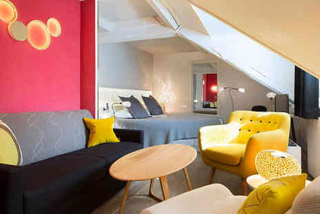 Hotel Chavanel - Four Star Chic Central Parisian Stay for two - Save 64%