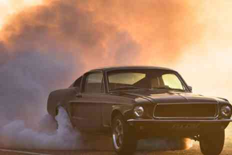 Drift Limits - Ford Bullitt Mustang Driving Experience - Save 50%