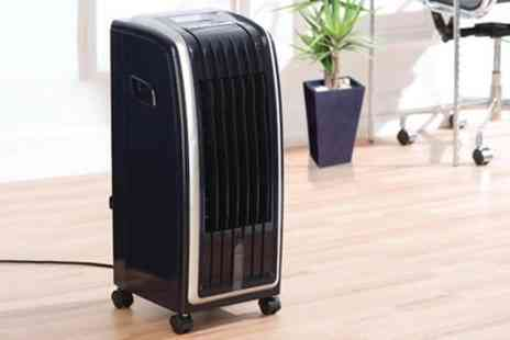 Groupon Goods Global GmbH - Daewoo Air Cooler and Heater With Free Delivery - Save 27%
