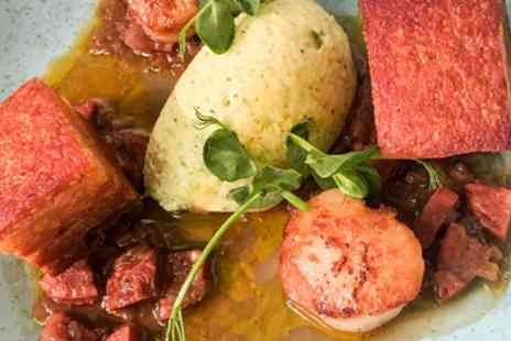 Camerons Kitchen - Two Course Meal with Prosecco for Up to Four - Save 42%