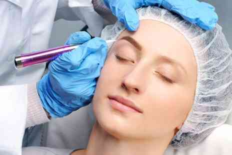 P10 Beauty - Semi permanent eyebrow microblading treatment - Save 85%