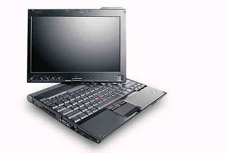 C Tech City - Refurbished 14 inch 160GB HDD 2GB RAM Lenovo ThinkPad X200 laptop - Save 38%