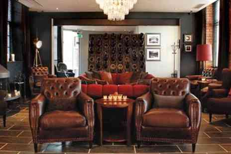 Hotel du Vin and Bistro - Chic 4 star Hotel du Vin Newcastle stay - Save 0%