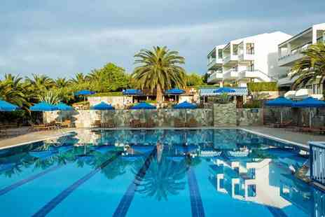 Bargain Late Holidays - Seven night all inclusive Halkidiki, Greece stay with return flights - Save 58%