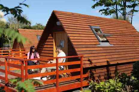 Royal Umpire Caravan Park - Overnight self catered glamping stay for two - Save 36%