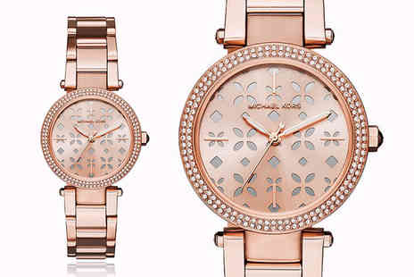Mimo Deals - Michael Kors MK6470 rose gold tone ladies watch - Save 42%