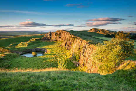 Battlesteads Hotel - Three Star Gourmet Tasting & Star Gazing near Hadrians Wall Stay For Two - Save 39%