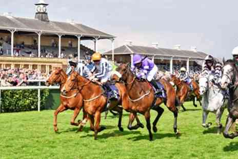 Doncaster Races - Fathers Day raceday at Doncaster entry for 2 - Save 42%