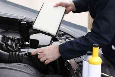 CWS Garage Bolton - MOT Test with Optional Oil and Filter Change and Vehicle Check - Save 53%