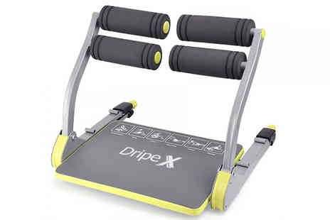 HXT Goods - 6 in 1 Full Body Workout Machine - Save 65%