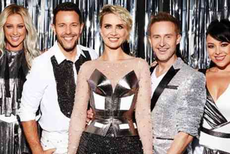 AEG Live - Steps & Blue live at Bolesworth Castle - Save 52%
