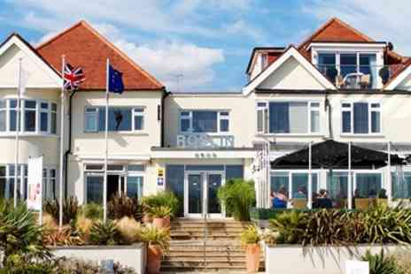 Roslin Beach Hotel - Elemis massage & facial at seafront Essex hotel - Save 39%