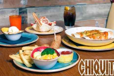 Chiquito - Family Lunch for Two Adults and Two Children - Save 38%