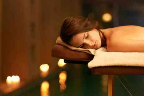 Oceana Day Spa - Hot Stone or Swedish Massage with Optional Indian Head Massage - Save 47%