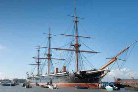 Portsmouth Historic Dockyard - 11 Attraction Annual Pass for One or Two - Save 37%
