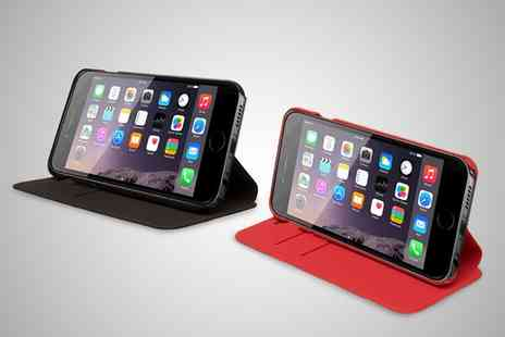 Groupon Goods Global GmbH - One or Two Targus Wallet Stand Cases for iPhone 6 Plus - Save 0%