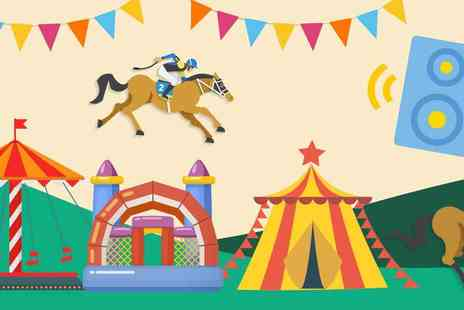 Royal Windsor Racecourse - Windsormania Family Fun Day Music Festival - Save 48%