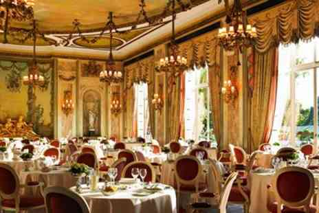 The Ritz Restaurant - Three course meal & champagne for 2 - Save 28%
