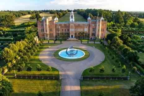 Hatfield House - Entry for 2 to country estate & garden near St Albans - Save 42%