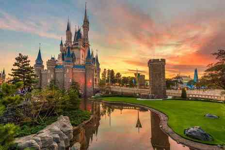 Weekender Breaks - Two or three night Paris stay and a two-night Disneyland Paris break with park tickets and return flights - Save 28%