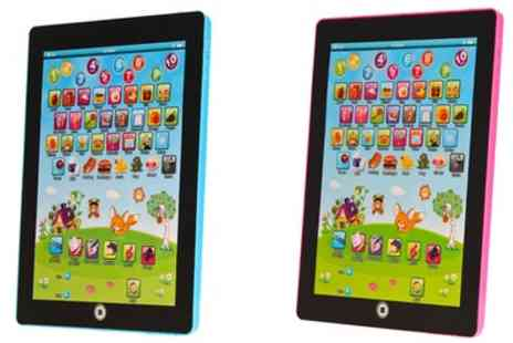 Groupon Goods Global GmbH - One or Two Kids Multifunctional Learning Tablets - Save 70%