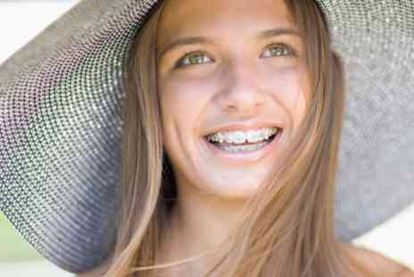 All Saints Dental Clinic - Clear Braces for One or Two Arches with Consultation - Save 34%