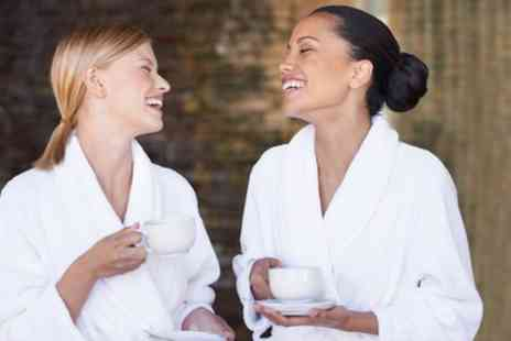 Belton Woods - Spa Access with Towel Hire, Danish Pastry and Drink for Two - Save 67%