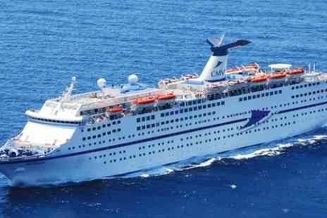 Cruise and Maritime Voyages - One Night Cruise with Full Board, Entertainment and Leisure Facilities - Save 0%
