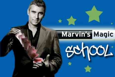 Marvins Magic School - Introduction To Magic - Save 66%