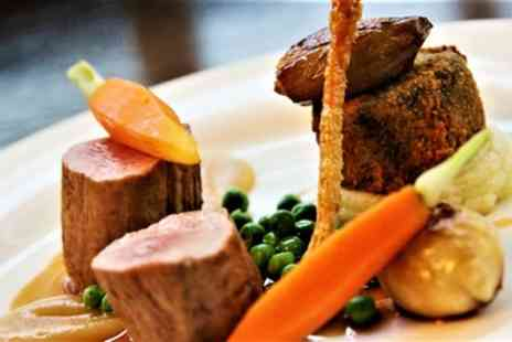 The Red Hall Hotel - Two Course Lunch for Two or Four - Save 54%