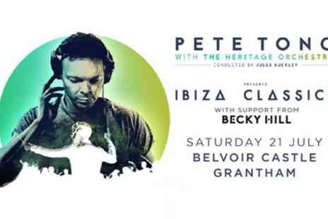 Pete Tong - Ticket to Pete Tong Summer House Sounds on 21 July - Save 49%