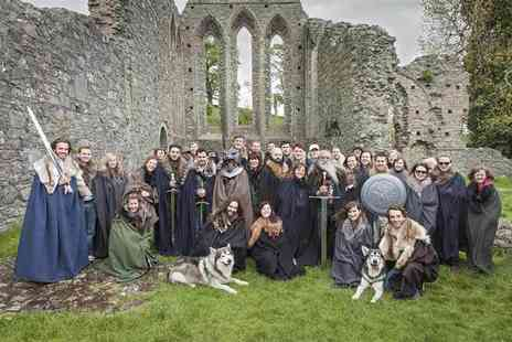 Belfast City Tours - Game of Thrones bus tour including a 24 hour hop on hop off bus pass with Belfast City Tours - Save 28%