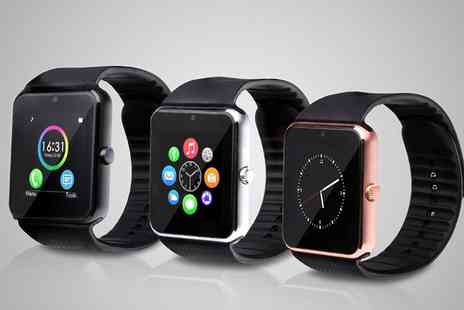 Ckent  - Android 21 in 1 smart watch choose from three colours - Save 62%