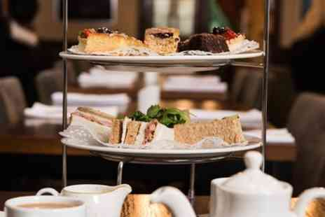 Bredbury Hall Hotel - Afternoon Tea for Two or Four - Save 34%