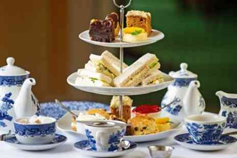 The Townhouse Hotel - Afternoon tea for 2 at historic city centre hotel - Save 47%