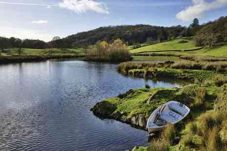 The Hare & Hounds - Overnight Lake District stay for two with breakfast and a bottle of Prosecco on arrival - Save 56%