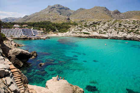 Sentido Don Pedro - Four Star All Inclusive Stay For Two in Romantic Bay of Mallorca - Save 51%