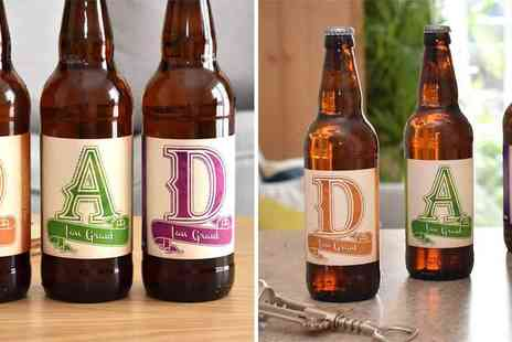 Prezzybox.com - Personalised Beer 3 Pack with Dad Set Label - Save 10%