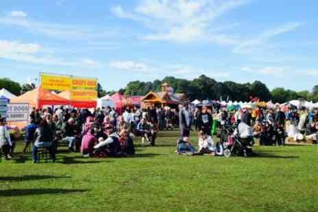 SK Events - Manchester food festival entry for 2 adults - Save 37%